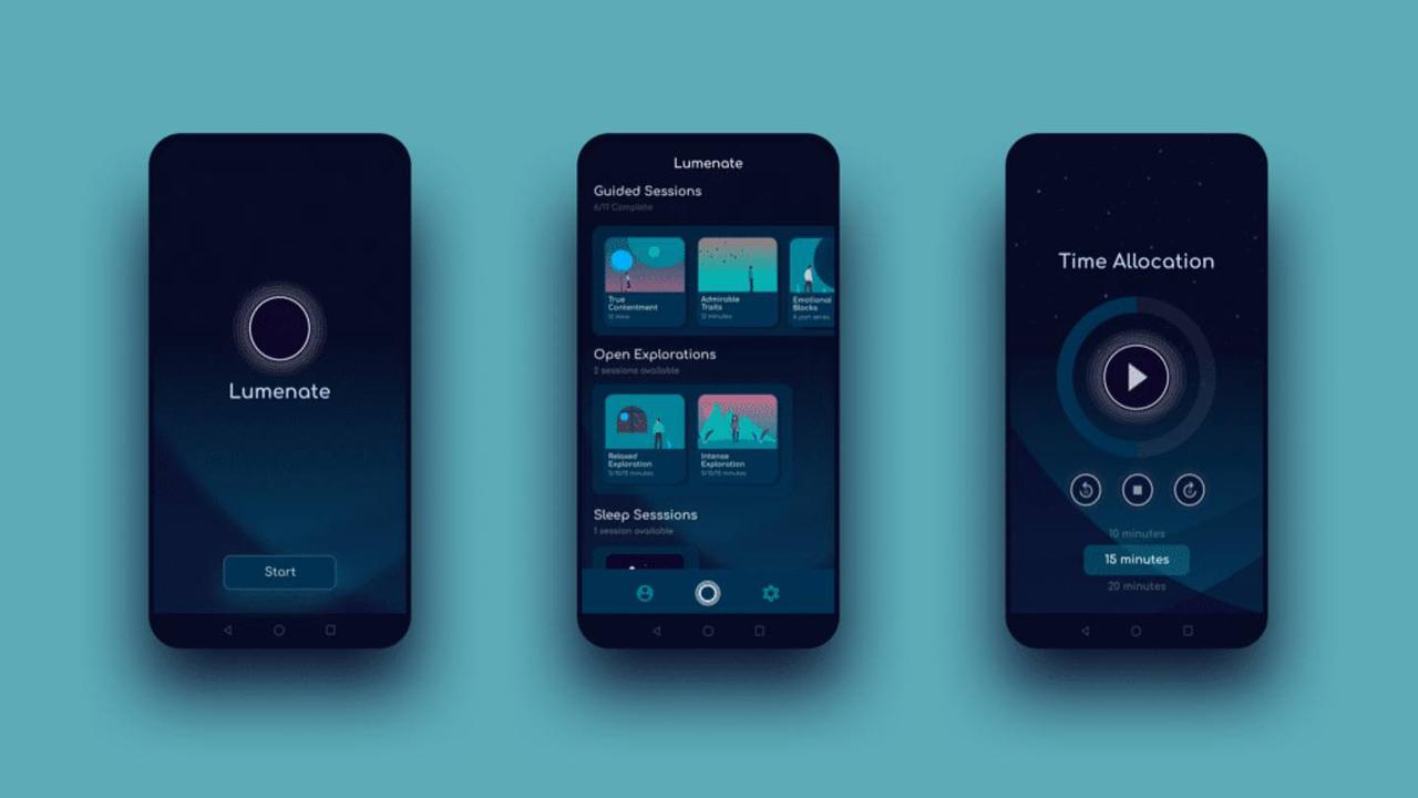 Lumenate App Claims To Allow Users To Have Psychedelic Trips Using Only Their Phone