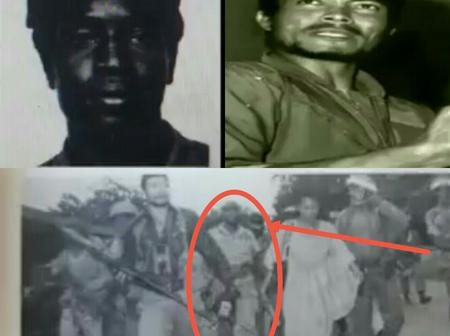 History:Meet WO1 Adjei Boadi, A Gallant Officer Who Fought Fiercely To Save Rawlings From 1983 Coup