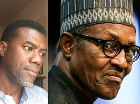 Somebody Suspected To Be Buhari Was Seen Peeping Through The Window -Reno Tells Nigerians