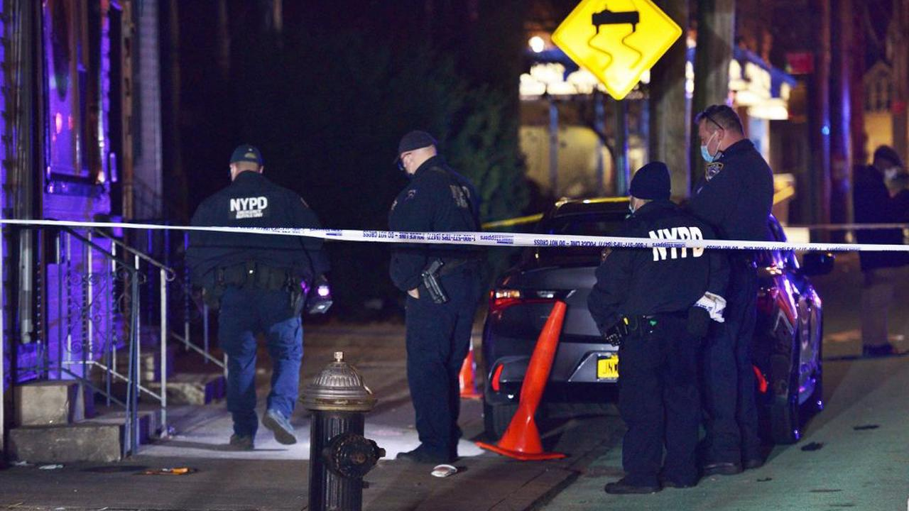 Man killed during shooting at Staten Island recording studio