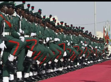 Nigerian Army makes important announcement to prospective DSSC & SSC applicants who haven't applied.