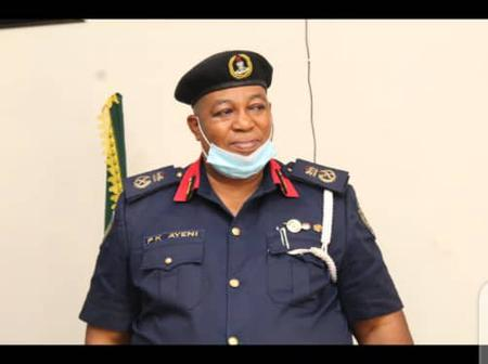 Emergency Response:NSCDC Lagos Command Averts Oil Explosion In Lagos.