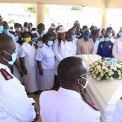 Bungoma: Sombre Mood as Governor's Mother Is Laid To Rest