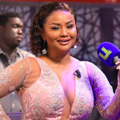 Ama McBrown doesn't glance glad in the new photograph following separation dangers – Eagle eyes fans