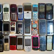 Which one was your first phone
