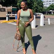 Former Generations Actor Brenda Mhlongo Looking Ten Years Younger ;See Her Pictures