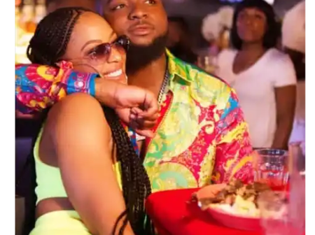 Meet Davido's Second Baby Mama, Check Some Pictures Of She And Her Daughter