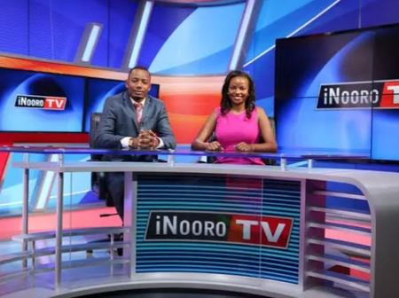 Inooro TV Made To Apologise After Saying This To Ezekiel Mutua
