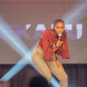 'You Deserve It' Eunice Mammito Showered With Praise After She Made This Big Win