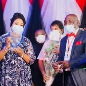 Gov Ortom's Wife wins Nigeria First Lady Of The Year Award