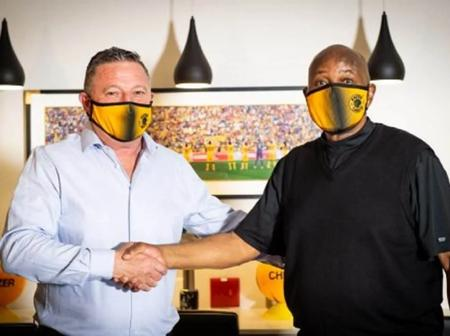Fans celebrate as Kaizer Chiefs identifies Ntshangase's perfect replacement