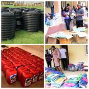 See The Things Delta State Government Is Distributing To Secondary Schools For Re-opening