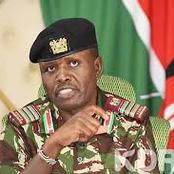 Two More Policemen Kill In Kapedo As Police Operation Takes A New Dimension In The Area.