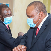 Instances President Uhuru has Shown he Works Closely With Dp Ruto (Opinion)