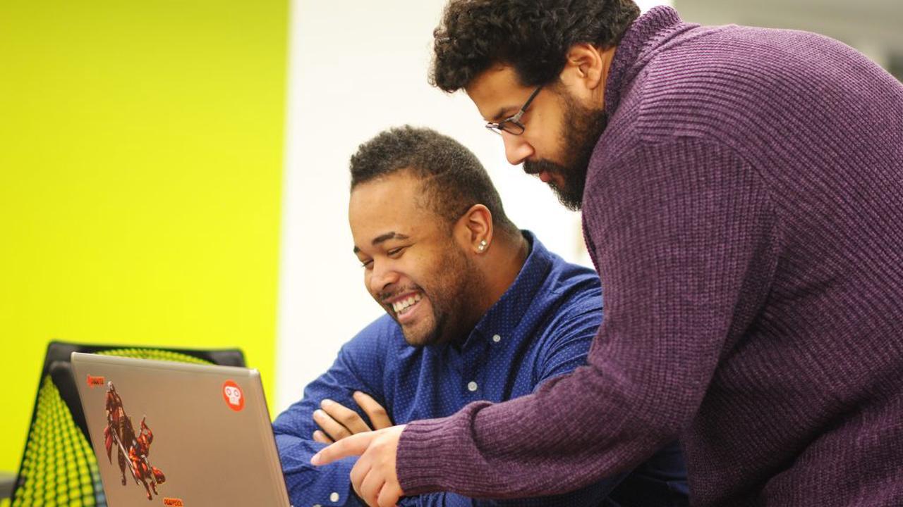 Helping minorities advance in Big Tech