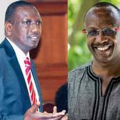 Supporting Ruto? David Ndii Hints as he Tells Off Raila, Gideon Moi & Muhoho Kenyatta After They Met