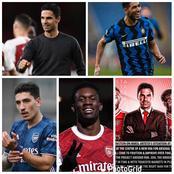 Arsenal Transfer News: Arteta, Bellerin Exit, Balogun's Contract Plus A Potential New Right Back