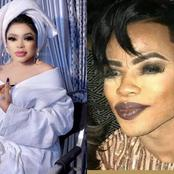 See photos of how Bobrisky look with and without filters