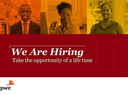 PwC Nigeria Graduate Opportunities 2020 - The Opportunity of a Lifetime