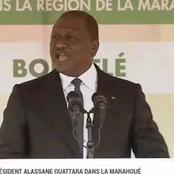 Depuis Bouaflé, Hamed Bakayoko menace l'opposition sur les destructions des biens publics