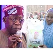 After Tinubu Donated N50m To Katsina State, He Begins Distribution Of Rice In Another Northern State