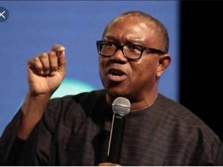 See What Peter Obi Said Concerning Nigeria Going Into Recession That Got People Talking