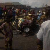 Eye witnesses account of clash between the Okada riders and Prison Warder in Ibadan (with pics)