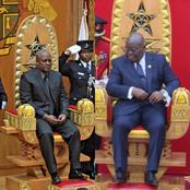 Between Nana Addo And John Dramani Mahama Who Styles It Best As President From These Pictures?