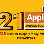 R350 unemployment grant beneficiaries won't qualify for NSFAS, said NSFAS On Twitter