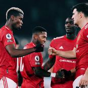 Manchester United set new record in their 2 - 1 away victory over Fulham