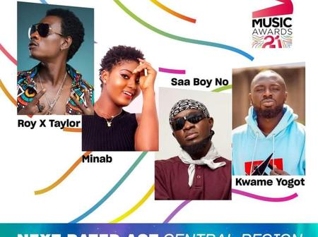 Roy X Taylor Gets Nomination In 3Music Awards' Next Rated Acts – Central Region