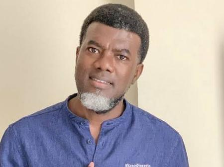 They've Threatened To Kill Me For Protesting Against Buhari - Reno Omokri Cried Out