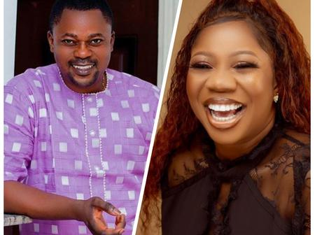 Yoruba Actor Eniola Afeez Shower Prayers On His Wife As She Celebrates Her Birthday Today.
