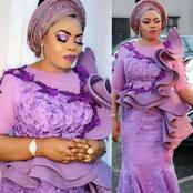 Mothers, Check Out Trending & Colourful Lace Style Inspirations For Special Events (Photos)