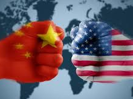 What is USA's endgame strategy to defeat China?
