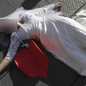 قصة.. ماتت في ليلة الزفاف وقبل دفنها دخل عريسها لتوديعها وفجاة انقطعت الكهرباء وحدث مالم يكن الحسبان