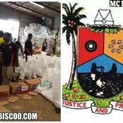 Few Hours After Lagosians Vandalized a Warehouse, here is What Lagos State Government has to Say.