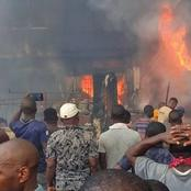Today Headlines: Fire Guts Lagos Airport; Ex-Benue Governor's Brother Assassinated