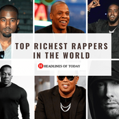 List Of The World's Richest Rapper's In 2021 - Check If Your Favorite Rich Rapper Made It