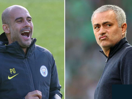 Guardiola Hits Back At Mourinho On Raheem Sterling Claims