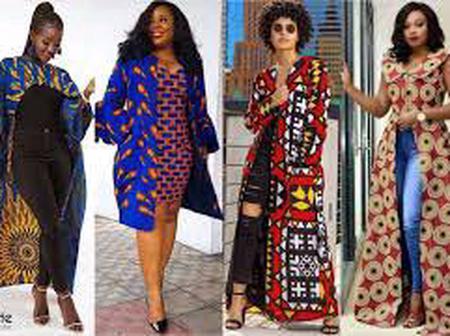 30 Beautiful Ankara Jackets For Ladies