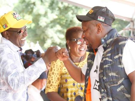 Sonko in Big Trouble Over his Reckless Remarks About the 'Deep State'