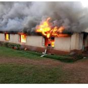 Kirwara Boys School Dormitory Catches Fire