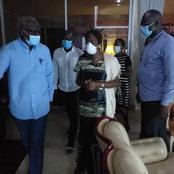 Décès de Sidy Diallo : Simone Gbagbo chez le