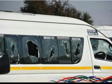 Taxi hitmen nailed in Gauteng