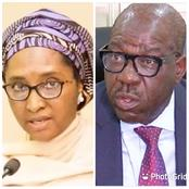 Governor Obaseki Breaks Silence, Read The Message He Sent To FG That Has Led To Reactions On Twitter