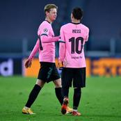 Barcelona Best Player To Miss Tuesday's Champions league match