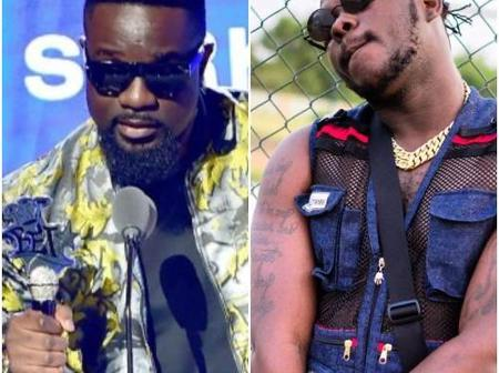 Stop comparing me to Sarkodie, he is not my level - Medikal