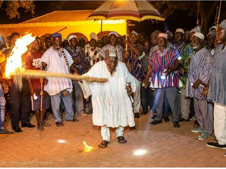 Origin Of The Bugum Festival