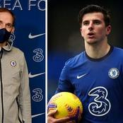 Thomas Tuchel admires Mason Mount's qualities as a Chelsea player